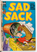 Silver Age (1956-1969):Humor, Sad Sack-Related Bound Volumes (Harvey, 1954-72).... (Total: 12 Comic Books)