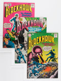 Silver Age (1956-1969):Superhero, Blackhawk Group - Savannah pedigree (DC, 1960-62) Condition: Average VF.... (Total: 7 Comic Books)