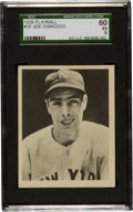 Baseball Cards:Singles (1930-1939), 1939 Play Ball Joe DiMaggio #26 SGC 60 EX 5....