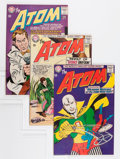 Silver Age (1956-1969):Superhero, The Atom Group - Savannah pedigree (DC, 1964-66) Condition: Average VF/NM.... (Total: 6 Comic Books)