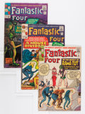 Silver Age (1956-1969):Superhero, Fantastic Four Group (Marvel, 1963-66).... (Total: 7 Comic Books)
