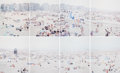Photographs:Contemporary, MASSIMO VITALI (Italian, b. 1944). Knokke (Polyptych in 8Parts), 2002. Lithograph, 2006. 33-3/4 x 27-3/8 inches(85...