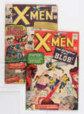 Silver Age (1956-1969):Superhero, X-Men #7 and 9 Group (Marvel, 1964-65).... (Total: 2 Comic Books)