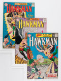 Silver Age (1956-1969):Superhero, Hawkman #1-4 Group (DC, 1964) Condition: Average VG/FN.... (Total: 4 Comic Books)