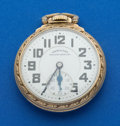 Timepieces:Pocket (post 1900), Hamilton 21 Jewel Railway Special 992 B Pocket Watch. ...