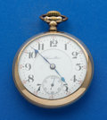 Timepieces:Pocket (post 1900), Hamilton 940 - 21 Jewel Pocket Watch. ...
