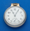 Timepieces:Pocket (post 1900), Hamilton 992 B 21 Jewel Pocket Watch. ...