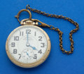 Timepieces:Pocket (post 1900), Hamilton Railway Special 992 B Pocket Watch. ...