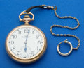 Timepieces:Pocket (post 1900), Ball Official Standard 19 Jewel Pocket Watch. ...