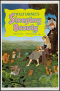 "Movie Posters:Animated, Sleeping Beauty (Buena Vista, 1959). One Sheet (27"" X 41"") Style B.Animated.. ..."