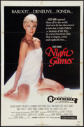 "Movie Posters:Sexploitation, Night Games & Other Lot (Avco Embassy, 1980). One Sheets (2)(27"" X 41"") & Lobby Cards (3) (11"" X 14""). Sexploitation.. ...(Total: 5 Items)"