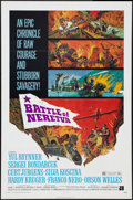 "Movie Posters:War, The Battle of Neretva (American International, 1971). One Sheet(27"" X 41""). War.. ..."