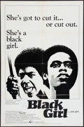 "Movie Posters:Blaxploitation, Black Girl (Cinerama Releasing, 1972). One Sheet (27"" X 41""). Blaxploitation.. ..."