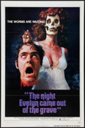 """Movie Posters:Horror, The Night Evelyn Came Out of the Grave & Other Lot (Phase One, 1971). One Sheets (2) (27"""" X 41""""). Horror.. ... (Total: 2 Items)"""