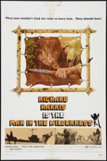 """Movie Posters:Adventure, Man in the Wilderness & Other Lot (Warner Brothers, 1971). OneSheets (2) (27"""" X 41""""). Adventure.. ... (Total: 2 Items)"""