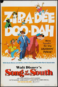 "Movie Posters:Animated, Song of the South (Buena Vista, R-1973). One Sheet (27"" X 41""). Animated.. ..."