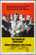 "Movie Posters:Crime, The Friends of Eddie Coyle (Paramount, 1973). One Sheet (27"" X41""). Crime.. ..."
