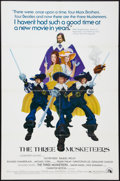 "Movie Posters:Swashbuckler, The Three Musketeers and Other Lot (20th Century Fox, 1974). One Sheets (2) (27"" X 41""). Swashbuckler.. ..."