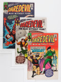 Silver Age (1956-1969):Superhero, Daredevil #5-9 Group (Marvel, 1964-65).... (Total: 5 Comic Books)