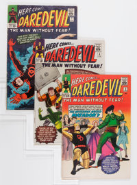 Daredevil #5-9 Group (Marvel, 1964-65).... (Total: 5 Comic Books)