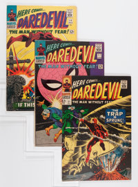 Daredevil #14-17 and 21 Group (Marvel, 1966) Condition: Average FN/VF.... (Total: 5 Comic Books)