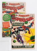 Silver Age (1956-1969):Superhero, The Amazing Spider-Man #36 and 38 Group (Marvel, 1966) Condition: FN/VF.... (Total: 2 Comic Books)
