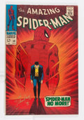 Silver Age (1956-1969):Superhero, The Amazing Spider-Man #50 Signed by Stan Lee (Marvel, 1967) Condition: FN/VF....