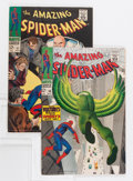Silver Age (1956-1969):Superhero, The Amazing Spider-Man #48 and 51 Group (Marvel, 1967) Condition: Average VF-.... (Total: 2 Comic Books)