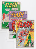 Silver Age (1956-1969):Superhero, The Flash Group (DC, 1964-67) Condition: Average VG.... (Total: 13 Comic Books)