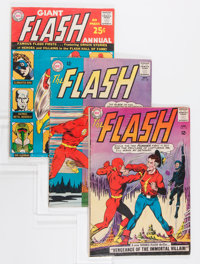 The Flash Group (DC, 1963-66) Condition: Average GD/VG.... (Total: 15 Comic Books)