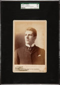 Boxing Cards:General, 1890's Sarony James Corbett Cabinet SGC 70 EX+ 5.5....