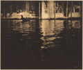 Photographs:Historical Photographs, EDWARD STEICHEN (American, 1879-1973). Late Afternoon, Venice, 1913. Photogravure. 6-1/8 x 7-3/8 inches (15.5 x 18.7 cm)...