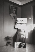 Photographs, RALPH EUGENE MEATYARD (American, 1925-1972). Untitled, circa 1960. Gelatin silver, printed later. 7-3/8 x 5 inches (18.7...