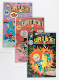 Bronze Age (1970-1979):Humor, Super Richie #1-18 File Copy Group (Harvey, 1975-79) Condition: Average VF+.... (Total: 42 Comic Books)
