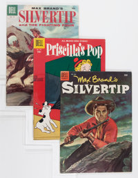 Four Color Group (Dell, 1953-62) Condition: Average FN/VF.... (Total: 11 Comic Books)