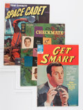 Silver Age (1956-1969):Miscellaneous, Dell TV-Themed Comics Group (Dell, 1954-70) Condition: Average VF.... (Total: 9 Comic Books)