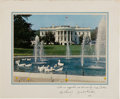 Political:Small Paper (1896-present), John F. Kennedy: Oversized Presidential Christmas Card....