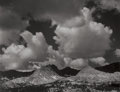 Photographs:20th Century, ANSEL ADAMS (American, 1902-1984). Emerald Peak, Sierra Nevada,California, circa 1933. Gelatin silver, 1979. 10-1/2 x ...