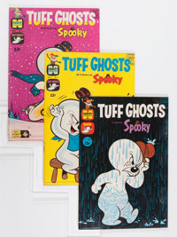 Tuff Ghosts Starring Spooky File Copy Group (Harvey, 1962-72) Condition: VF/NM.... (Total: 63 Comic Books)
