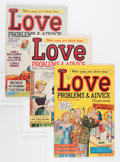 Golden Age (1938-1955):Romance, True Love Problems and Advice Illustrated #3-52 File Copy Group (Harvey, 1949-58) Condition: Average VF.... (Total: 50 Comic Books)