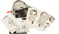 Baseball Collectibles:Others, Sporting News Archive Original Artwork Featuring 50+. ...