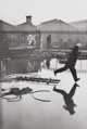HENRI CARTIER-BRESSON (French, 1908-2004) Behind the Gare Saint- Lazare, 1932 Gelatin silver, printed later 14-1/4 x