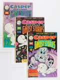 Modern Age (1980-Present):Cartoon Character, Casper TV Showtime Plus File Copy Group (Harvey, 1980s) Condition: Average NM-.... (Total: 29 Comic Books)