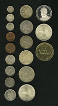 Chile, Chile: Republic Type & Date Selection,... (Total: 18 coins)