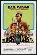 "Movie Posters:Blaxploitation, Black Caesar (American International, 1973). One Sheet (27"" X 41"").Blaxploitation. ..."