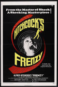 """Movie Posters:Hitchcock, Frenzy (Universal, 1972). One Sheet (27"""" X 41""""). Hitchcock. ..."""