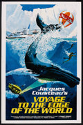 """Movie Posters:Documentary, Voyage to the Edge of the World (R.C. Riddell & Associates, 1977). One Sheet (27"""" X 41""""). Documentary. ..."""