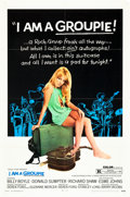 """Movie Posters:Sexploitation, I Am a Groupie (Trans American, 1970). One Sheet (27"""" X 41"""").. ..."""