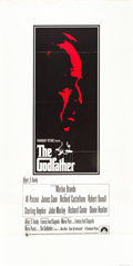 "Movie Posters:Crime, The Godfather (Cinema International, 1972). British Three Sheet(40"" X 79"").. ..."