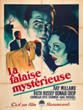 """Movie Posters:Horror, The Uninvited (Paramount, Late 1940s). First Post-War French Grande (47"""" X 63"""").. ..."""